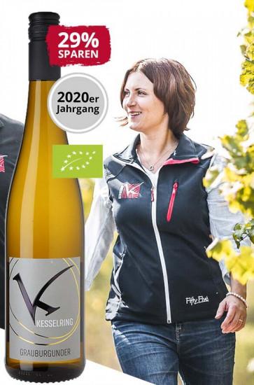 2020 Grauburgunder Edition trocken BIO - Weingut Kesselring