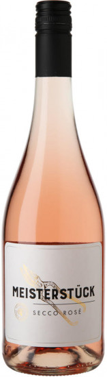 Meisterstück Secco Rosé trocken
