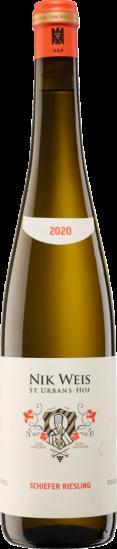 2020 St. Urbans-Hof Schiefer Riesling trocken - Weingut Nik Weis - St. Urbans-Hof