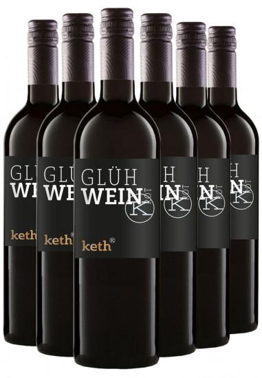 Glühwein-Paket Rot - Weingut Matthias Keth