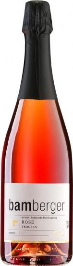 2019 Rosé Sekt trocken - Wein- und Sektgut Bamberger