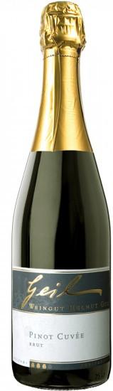 2016 Pinot Cuvée Sekt brut - Weingut Helmut Geil