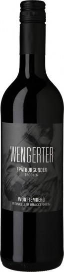 2018 Wengerter Spätburgunder trocken - Weingärtner Stromberg-Zabergäu