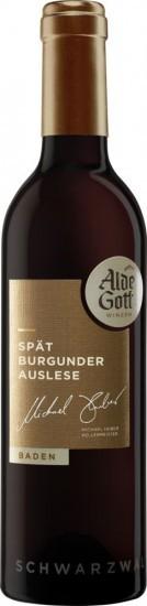 2018 Spätburgunder Auslese süß 0,5 L - Alde Gott Winzer Schwarzwald