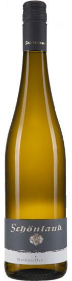 2019 Muskateller lieblich - Weingut Schönlaub