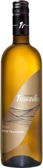 2019 ROTER TRAMINER Exklusiv lieblich - Weingut Neustifter