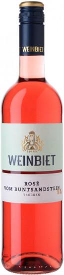2020 Rosé vom Buntsandstein trocken - Weinbiet Manufaktur