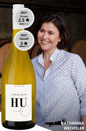 Fräulein Hu Perlwein trocken - Weingut Wechsler