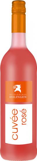 2020 Cuvée Rosé - Weingärtner Esslingen