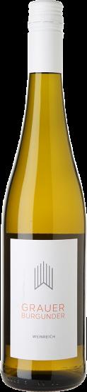 2020 Grauer Burgunder trocken - Weingut Weinreich