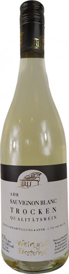 2020 AHR Sauvignon Blanc trocken - Weingut Försterhof