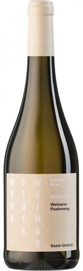 2020 Cabernet Blanc halbtrocken - Winzervereinigung Freyburg-Unstrut