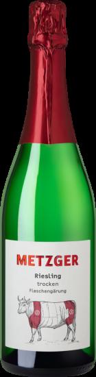 Metzger Riesling Sekt Trocken - Weingut Metzger