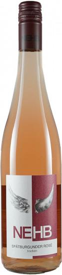 2020 Spätburgunder Rose` Weißherbst trocken - Weingut Nehb