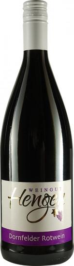 2020 Dornfelder lieblich 1,0 L - Weingut Hengen
