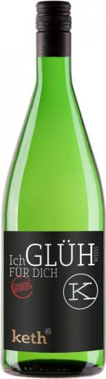 Glühpunsch WEIß alkoholfrei 1,0 L - Weingut Keth