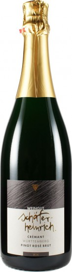 Crémant Württemberg Pinot Rosé ** brut Bio - Ökologisches Weingut Schäfer-Heinrich