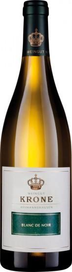 2017 Krone Blanc de Noir Spätburgunder feinherb - Weingut Krone
