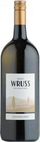 2018 Grauburgunder Ried Kranachberg trocken 1,5 L - Weingut Wruss
