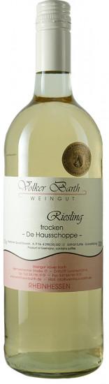 2020 Riesling trocken 1,0 L - Weingut Volker Barth