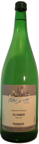 2018 Silvaner Qualitätswein trocken 1,0 L - Weingut Markus Schneider