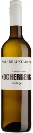 2019 KOCHERBERG Riesling Steillage trocken - Weingut Lothar Wolf