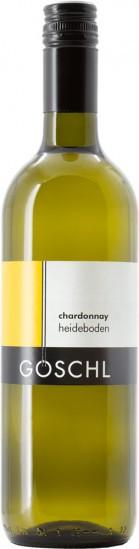 2019 Chardonnay Heideboden trocken - Weingut Göschl & Töchter