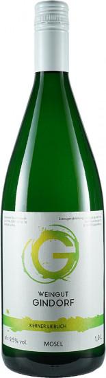 2017 Kerner lieblich 1,0 L - Weingut Gindorf