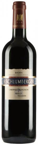 2017 Cabernet-Sauvignon & Merlot trocken - Privat-Weingut Schlumberger-Bernhart