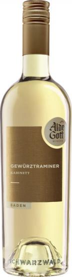 2020 Gewürztraminer Kabinett lieblich - Alde Gott Winzer Schwarzwald