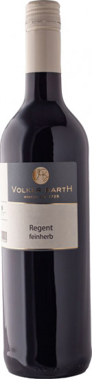 2018 Regent feinherb - Weingut Volker Barth