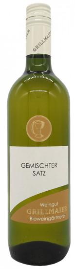 2020 Gemischter Satz trocken - Weingut Grillmaier Bioweingärtnerei