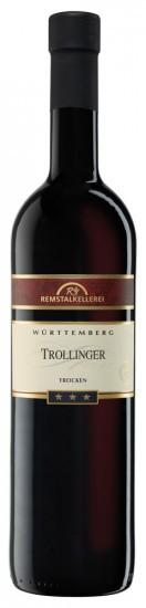 2018 Trollinger *** trocken - Remstalkellerei