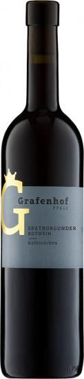 2019 Spätburgunder GLANZSTÜCK halbtrocken - Weingut Grafenhof