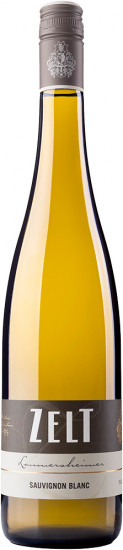 2020 Laumersheimer Sauvignon Blanc trocken - Weingut Zelt