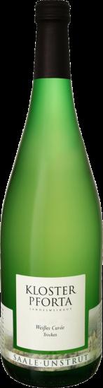 Weißes Cuvée Trocken (1,0 L) - Weingut Kloster Pforta