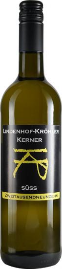 2020 Kerner süß - Weingut Lindenhof-Kröhler