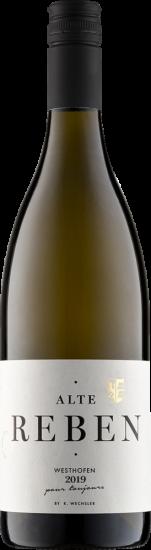 2019 Wechsler Silvaner Alte Reben trocken - Weingut Wechsler