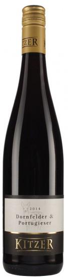 2020 Dornfelder & Portugieser lieblich - Weingut Kitzer