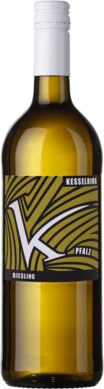 2020 Riesling trocken Bio 1,0 L - Weingut Lukas Kesselring