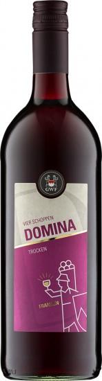 2018 VIER SCHOPPEN Domina Qualitätswein trocken 1,0 L - Winzergemeinschaft Franken eG