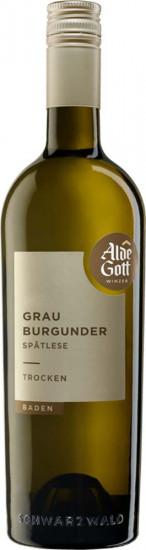2019 Grauburgunder