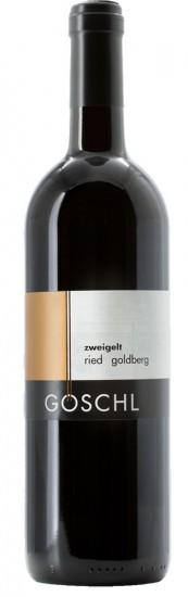 2018 Zweigelt Ried Goldberg trocken - Weingut Göschl & Töchter