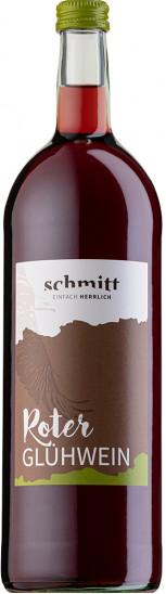 Glühwein Rot 1,0 L - Weingut Schmitt Bergtheim