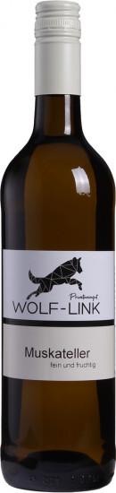 2020 Muskateller halbtrocken - Weingut Lothar Wolf