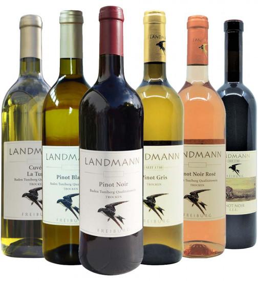 Weingut Landmann Kennenlernpaket - Weingut Landmann