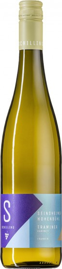 2020 Traminer trocken - Weingut Schilling