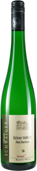 2019 Ried Bachsatz Grüner Veltliner Smaragd - Weingut Schwaiger