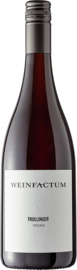 2019 Trollinger ** trocken - Weinfactum