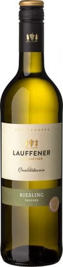 2020 Riesling trocken - Lauffener Weingärtner